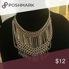 Beautiful necklace Beautiful silver necklace Jewelry Necklaces
