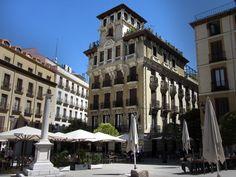 Palacetes de Madrid: CASA PALACIO DE RICARDO ANGUSTIAS- Plaza de Ramales, 1.  Cayo Redón, 1920