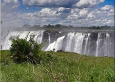 the devil's pool, victoria falls, zimbabwe
