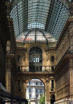 Galleria Vittorio Emanuele II,Milan