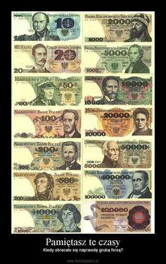 Dollar Money, Poland Travel, Old Money, Retro, Postage Stamps, My Childhood, Ephemera, Nostalgia, Culture