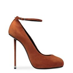 This shoe wants me to wear it to a Longhorn football game. I just know it.