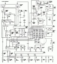 1985 Chevy Truck Fuse Box Diagram and Chevy Truck Fuse Box