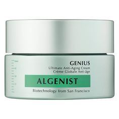 Shop Algenist's GENIUS Ultimate Anti-Aging Cream at Sephora. This creamy, antiaging powerhouse delivers potent ingredients for a youthful glow.