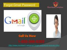 Don't you know what to do once you Forgot Gmail Password 1-850-366-6203? If you don't know what to do once you Forgot Gmail Password of your Gmail account then don't take stress our team's experts will assist you in the reliable manner, so you can get the access of your account in no time. So, move your fingers on your Smartphone keypad and make a call at 1-850-366-6203. http://www.monktech.net/gmail-forgot-password-recovery.html