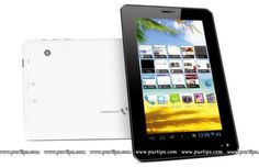 Videocon VT75C Low-Cost Tablet Launched in India  Find Tablets of popular brands here : http://purtips.com/Mobile/Tablet