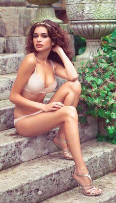 Viviane Vidal - Incanto Lingerie Lookbook Spring/Summer 2011