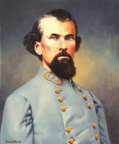 Major General Nathan Bedford Forest