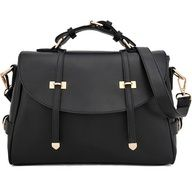 Retro School Style Briefcase for Women : BAGSTORM, Backpack for students, fashion bags for women, suitcase for men, $99
