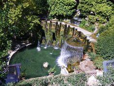 Villa D'Este,Tivoli. Chiedete consiglio a www.cinziaferri.com