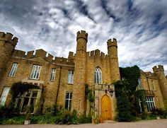 Un+castillo+antiguo+en+Inglaterra