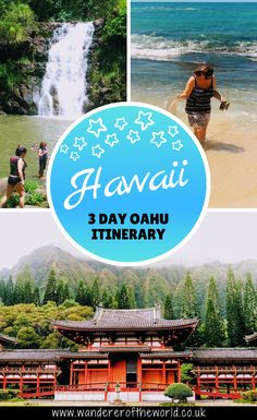 3 Day Oahu Itinerary For First Time Visitors