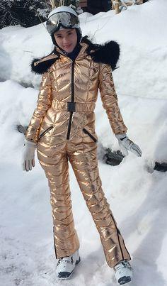 odri gold | skisuit guy | Flickr