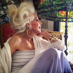Judith Sheindlin, Older Models, Instagram, Hair, Beauty, Fashion, Moda, Fashion Styles, Beauty Illustration