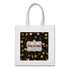 Candy Covered Treat Or Treat Bag #halloween #sale 50% off this week!
