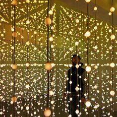 lumières de fete SUBMERGENCE by Squidsoup