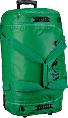 Tatonka Barrel Roller L Lawn Green - Rollenreisetasche