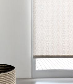 The Shade Store's Tea Leaves material serves up the perfect blend of style and sophistication. Available in six colors. Blackout Shades, Roller Shades, Window Treatments, Blinds, Windows, Curtains, Interior Design, Leaves, Pattern