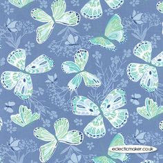Aria+Kate+Spain+Butterfly+in+Water+Aria+Kate+Spain+Butterfly+in+Water+Moda+fabric+for+patchwork+quilting+&+dressmaking+-+Eclectic+Maker+[27230+26]+:+Patchwork,+quilting+and+dressmaking+fabric,+patterns,+haberdashery+and+notions+from+Fabric+for+Patchwork,+Quilting+and+Dressmaking+from+Eclectic+Maker