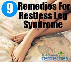 9 Herbal Remedies For Restless Leg Syndrome Herbal Remedies, Home Remedies, Natural Remedies, Healing Oils, Healing Herbs, Natural Herbs, Natural Healing, Restless Leg Remedies, Health Tips