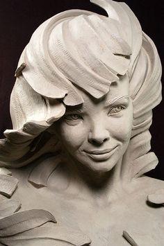 Maestro en la escultura de retrato obras originales - Taringa!
