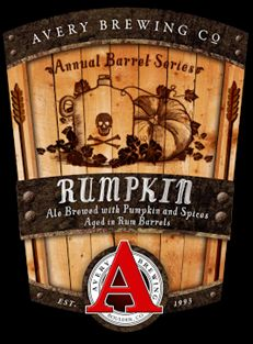mybeerbuzz.com - Bringing Good Beers & Good People Together...: Avery Brewing Company Releases 16.9% ABV Rumpkin