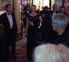 12/3/16*H.S.H. Princess Charlene of Monaco