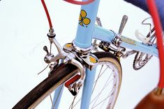Colnago Super 73.  Great Restoration + Story, courtesy of Cycles Exif.