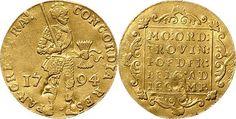 NumisBids: Schulman b.v. Auction 346, Lot 535 : Dutch Oversea Regions PROVINCIALE MUNTEN - Gouden Nederlandse Dukaat...
