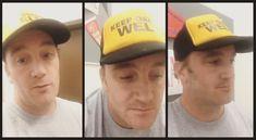Jay Mohr rockin' dat Keep Oregon Well trucker hat all over Hollywood (and the internet) y'all. 😍   Get yours at www.KeepOregonWell.com   #JayMohr #KeepOregonWell #MentalHealthMatters #BobSugar