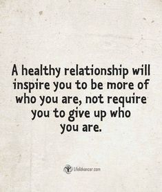 Are your relationships healthy?