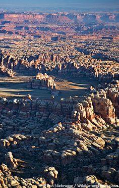Chesler Park Photos, Canyonlands National Park, Utah