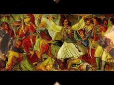 25Η ΜΑΡΤΙΟΥ 1821 -Νίκου Βασιλική Νηπιαγωγός Δημιουργός του βίντεο. Greek Independence, Greek History, Greece, Photo And Video, Painting, Albania, Cyprus, Politics, News