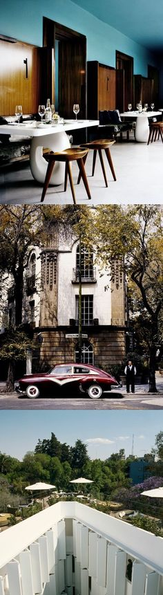 Condesa DF Hotel  Avenue Veracruz 102, Col. Condesa,  06700 Distrito Federal, Mexico