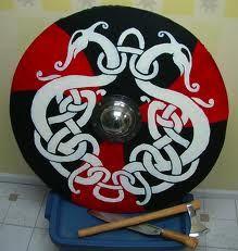 viking shield - Google Search