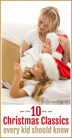 10 Christmas Books Every Kid Should Read