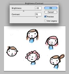 Tutorial: How to create fabric from drawings #Photoshop  ♡___________________ @ItalyHeart