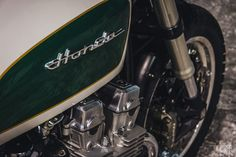 The modern classic, Honda style: Bolt's 1995 Seven Fifty Cb 750 Seven Fifty, British Paints, Off White Paints, Honda Cb750, Bmw Series, Tourist Trap, Ducati Monster, Bmw Motorcycles, Audi Tt