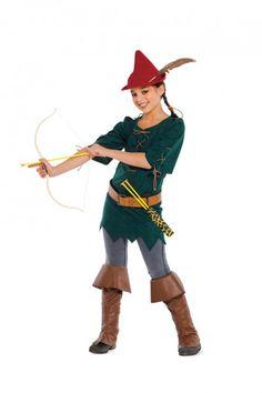 Robina Hood - Burda Kostüm