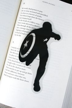 Superhero Bookmarks Avengers Bookmarks Hulk Bookmark