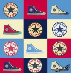 Converse All Star Pop by SjoerdB on deviantART