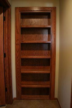 Secret Door/bookcase