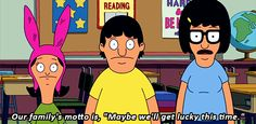 bob's burgers and related miscellany