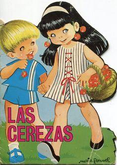 Las cerezas. Cuentos Toray, serie A, nº 69. 1976.