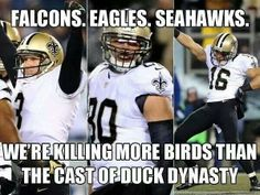 Who Dat!, New Orleans Saints