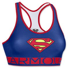 Women's Under Armour Batgirl Sports Bra | Workout | Pinterest ...