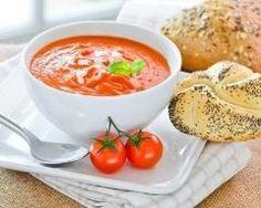 Velouté froid de tomates cerises au basilic : http://www.cuisineaz.com/recettes/veloute-froid-de-tomates-cerises-au-basilic-76184.aspx
