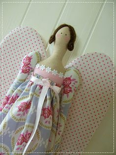 handmade by Katroš. Tonne, Sewing Dolls, Design Crafts, Doll Toys, Quilts, My Favorite Things, Children, Crochet, Cute