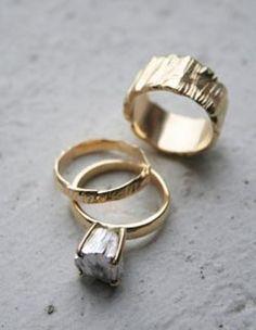 macha jewelry, it looks so organic, I love it