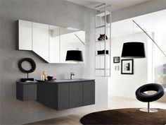 Furniture minimalist bathroom
